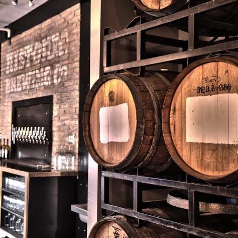 Historic Barrel + Bottle House