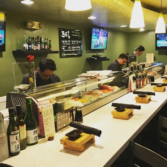 Bei Sushi Bar Asian Cuisine