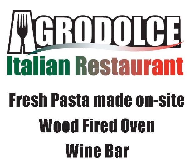 Agrodolce Pasta