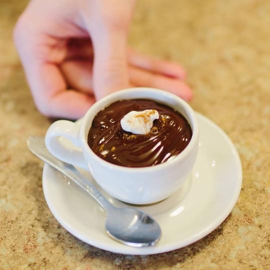 Cannon Beach Chocolate Cafe