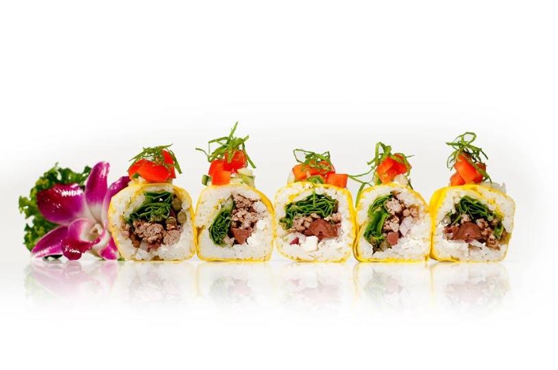 Cowfish Sushi Burger Bar
