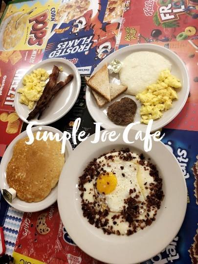 Simple Joe Cafe