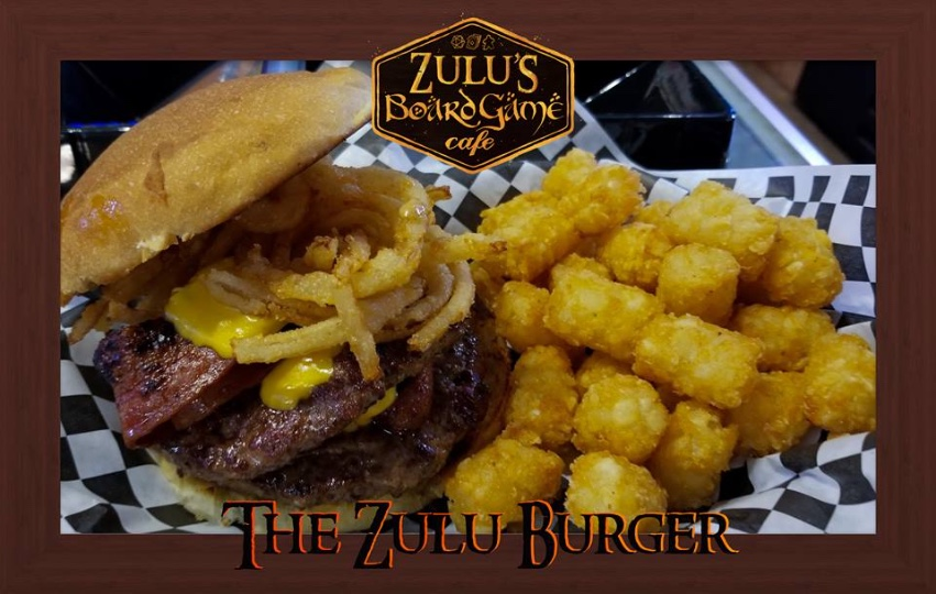 Zulu's Board Game Cafe
