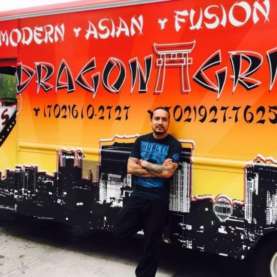 Dragon Grille