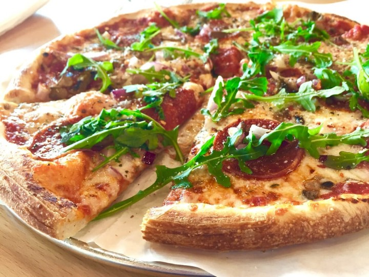 Firestorm Pizza