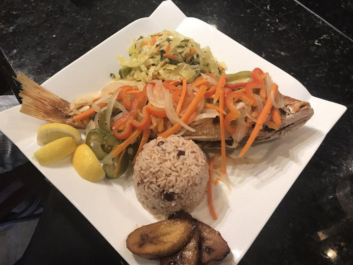 RJ's Caribbean Cuisine