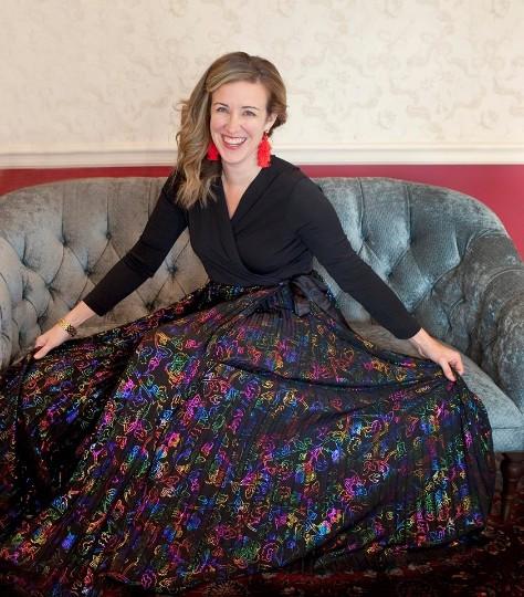 Lularoe Betsy Burke