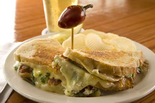 Hammontree's Grilled Cheese