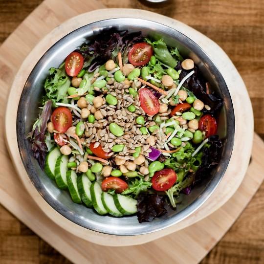 Vinaigrette Salad Kitchen