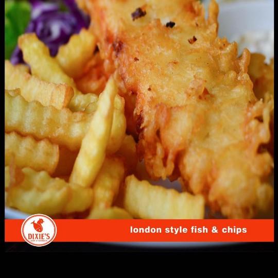 Dixie's Fish & Chicken
